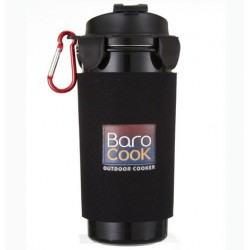 Кружка BaroCook 360 мл (черная)