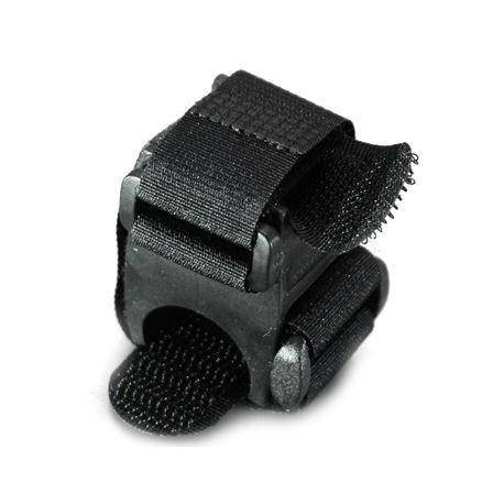 Велокрепление липучка на руль для фонаря ВМ-01