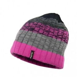 Водонепроницаемая шапка Dexshell, розовый градиент