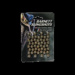 Шарики стальные для рогаток Barnett 50шт.